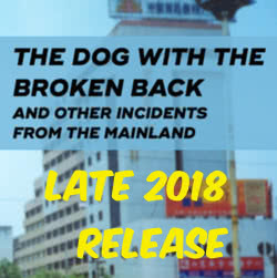 Book Title: The Dog with the Broken Back and Other Incidents from the Mainland