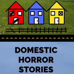 Book Title: Domestic Horror Stories: Volume One